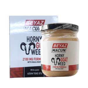 Beyaz Macun Horny Goat Weed 2100MG