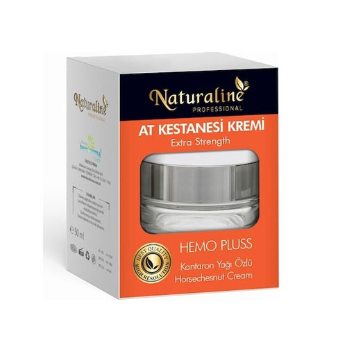 Naturaline At Kestanesi Kremi 50 ML