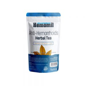 Hemomil Çayı 20 Süzen Poşet Anti-Hemorroids Herbal Tea
