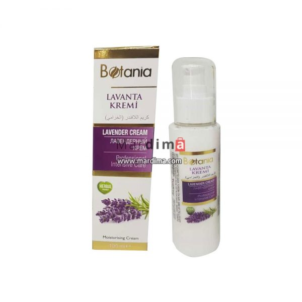 Botania Lavanta Kremi 100 ML