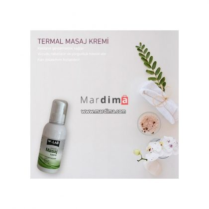 TERMAL MASAJ KREMİ ISITICILI 100 ML
