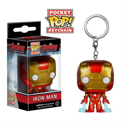 Funko Pop Anahtarlık The Avengers Iron Man