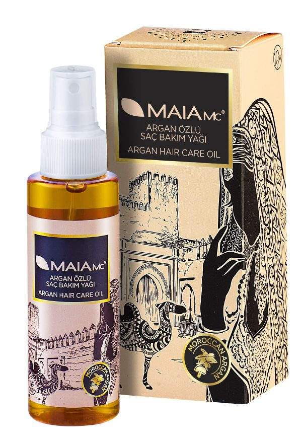Maia MC Argan SAÇ BAKIM YAĞI 120 ML