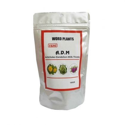 Word Plants A.D.M Enginar, Deve Dikeni, Hindiba 100 GR